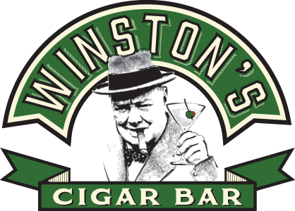 Winston's Cigar Bar Logo